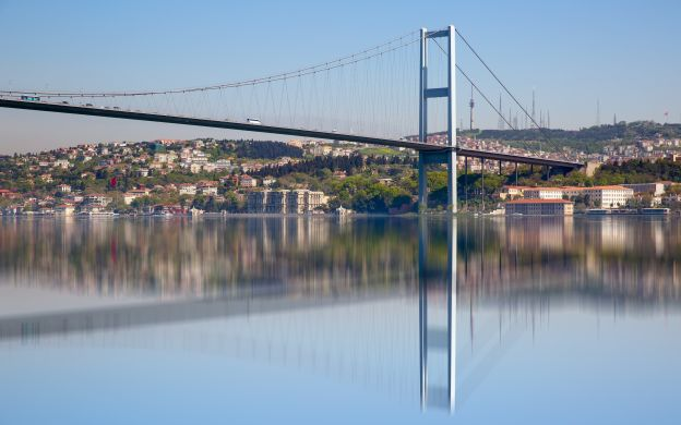 Bosphorus Strait Cruise and Beylerbeyi Palace Tour, Istanbul: Small