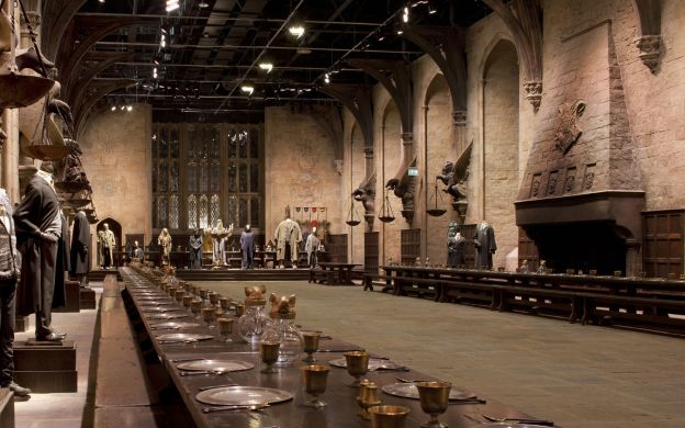 The Making of Harry Potter Tour at Warner Bros. Studio - From Birmingham