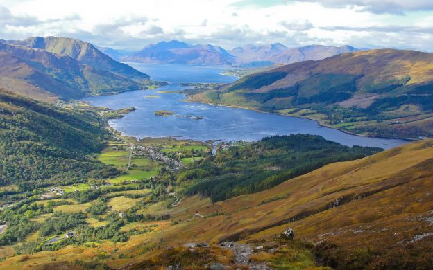 Haggis Adventures: Loch Ness, Glencoe Highland and the Isle of Skye - 3 Day Tour from Edinburgh