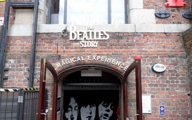 A Hard Day's Tour of Liverpool – The Beatles Tour