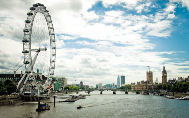 The London Eye Tickets - E tickets