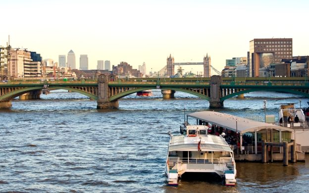 Thames River Cruise - Choose from 6 options!