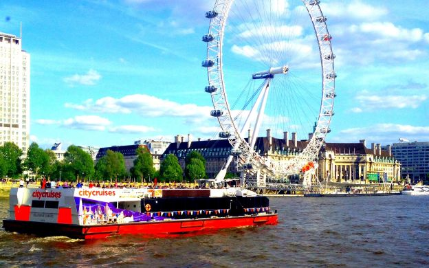 Combo Tour: London City Tour & Thames River Cruise