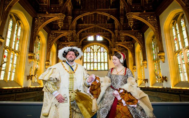 Three Palace Royal Pass: Admission to Tower of London, Hampton Court Palace and Kensington Palace