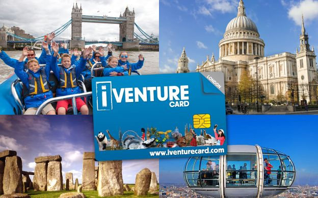 iVenture London Flexi Attractions Pass: FREE Access To View From The Shard, Hop-On, Hop-Off Tour, Dining Options, Cruises And More!