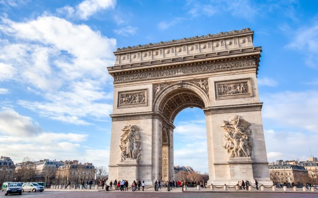 Paris Day Trip from London – With Sightseeing, Cruise & Eiffel Tower