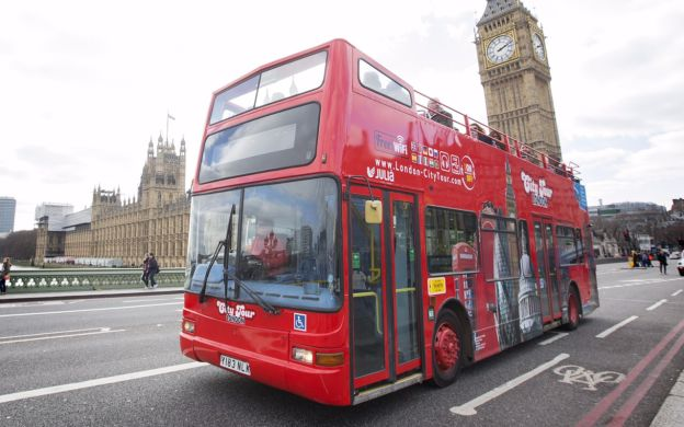 City Tour London: Hop-On, Hop-Off Bus Ticket | 20% OFF