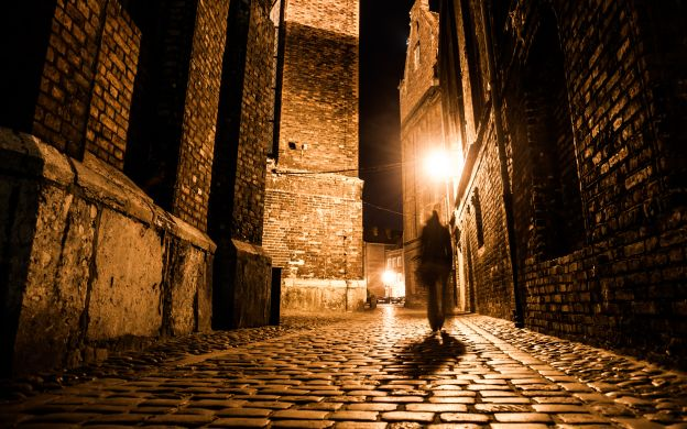 Ghost of London and Jack the Ripper Tour