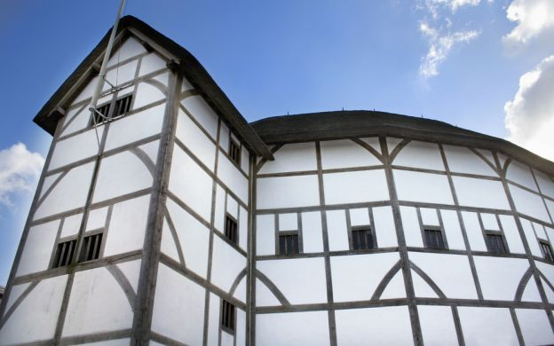 Shakespeare's Globe Theatre Ticket: Exhibition, Guided Tour