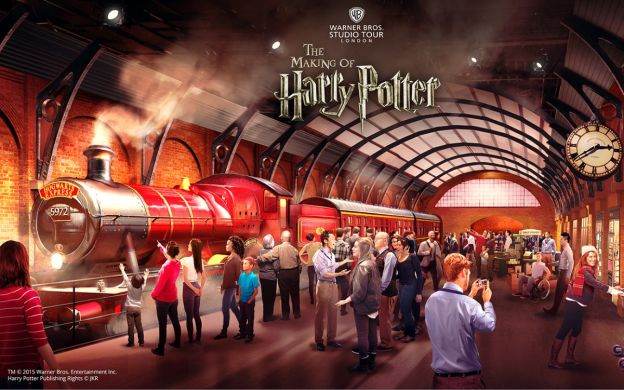 A Magical Day: Enchanting Tour of Warner Bros. Studio and the Making of Harry Potter