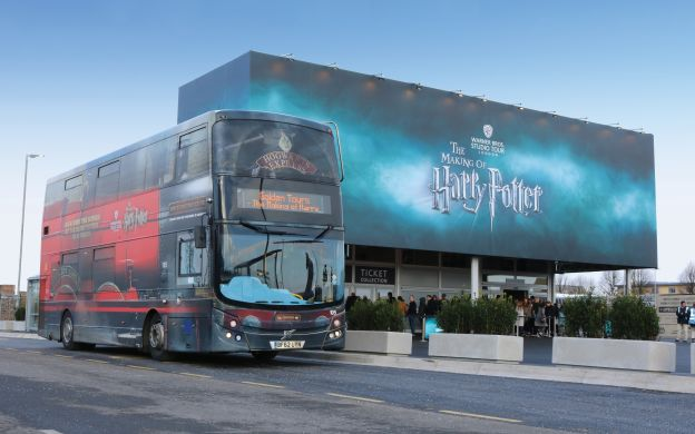 Warner Bros. Studio Tour - From King's Cross Station London