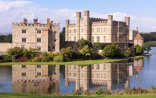 Regal Reminiscence: 3 Day Tour Through Kent with Leeds Castle, Dover, Canterbury, Sissinghurst Castle and more + Accommodation