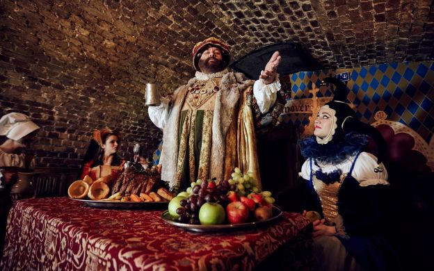 The Medieval Banquet, London