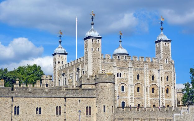 Tower of London Tickets - E Voucher