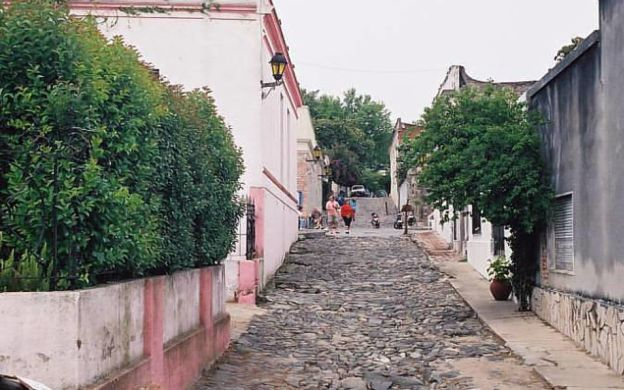 Colonia City Tour – From Buenos Aires