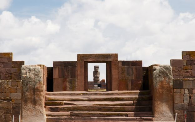 Archaeological Tour To Tiwanaku - Full Day