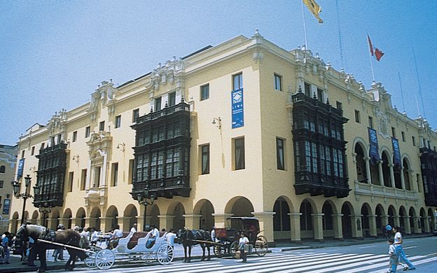 City Sightseeing Tour: Lima Colonial and Modern