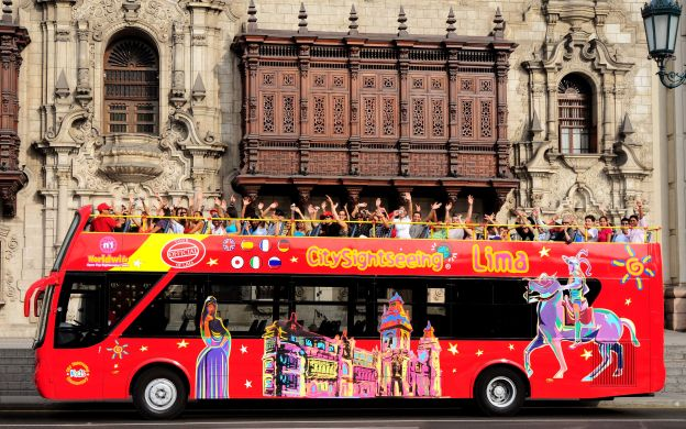 City Sightseeing Lima Bus Tour