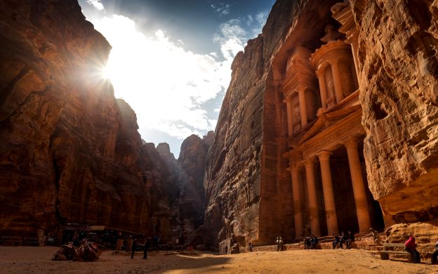 Petra Private Tour from Amman