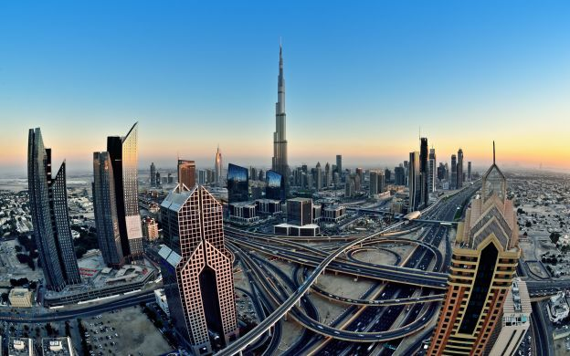 Big Bus Dubai Hop-On, Hop-Off Bus Tour with Burj Khalifa - At the Top (Level 124 & 125) Access