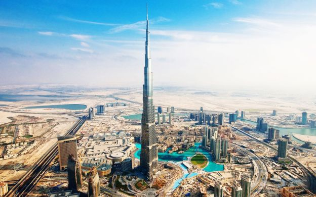 Dubai City Tour And Burj Khalifa With