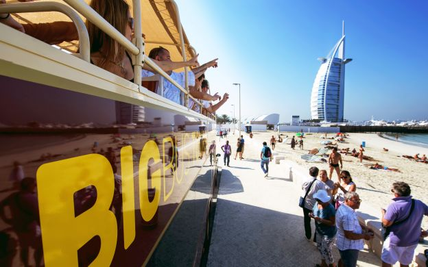 Big Bus Dubai: Hop-On, Hop-Off Bus Tour