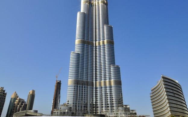 Burj Khalifa (124 & 125 Floor) Ticket with Hotel Transfers