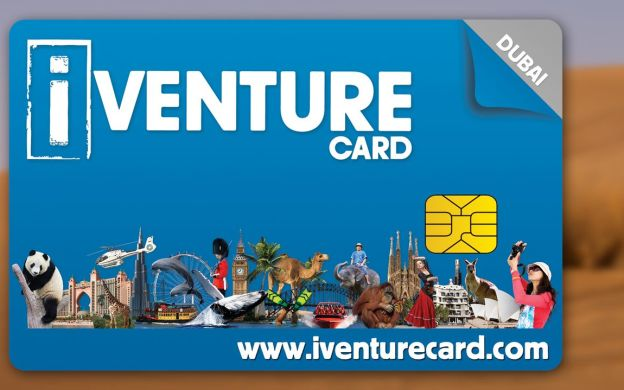 iVenture  Dubai Unlimited Attractions Pass: Hop-On, Hop-Off Bus, Burj Khalifa, Desert Safari, iFly, Cruises & More