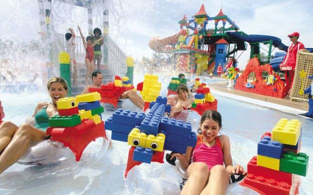 LEGOLAND® Water Park Admission Ticket with Transfer
