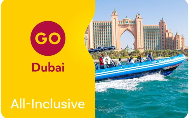Go Dubai Card - All-Inclusive: Hop-On, Hop-Off, Burj Khalifa, Desert Safari and More!