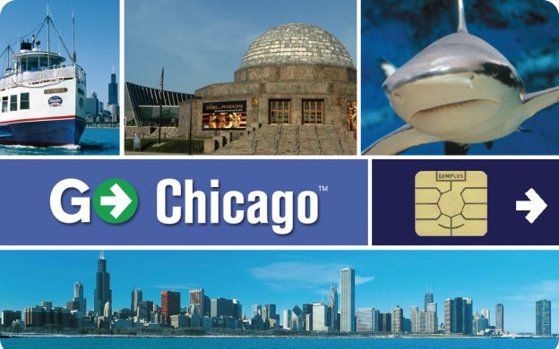 Go Chicago Card - All Inclusive: Hop-On, Hop-Off Bus, Shedd Aquarium, 360 Chicago, Navy Pier, LEGOLAND and more!