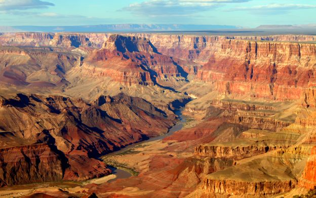 Helicopter Ride Over Grand Canyon including Imperial Point
