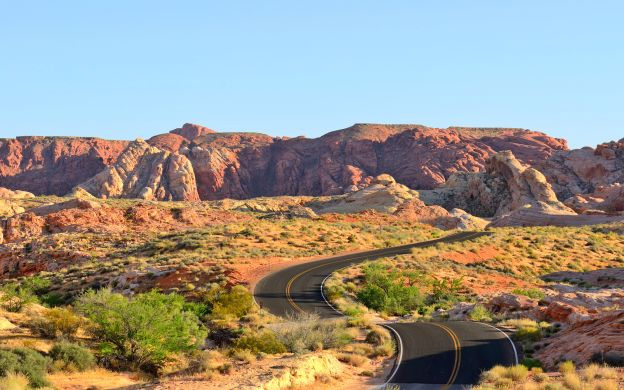 Valley of Fire by SUV - Small Group Tour from Las Vegas