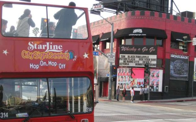 City Sightseeing Los Angeles: Hop-on, Hop-off Bus & Hollywood Sign Tours