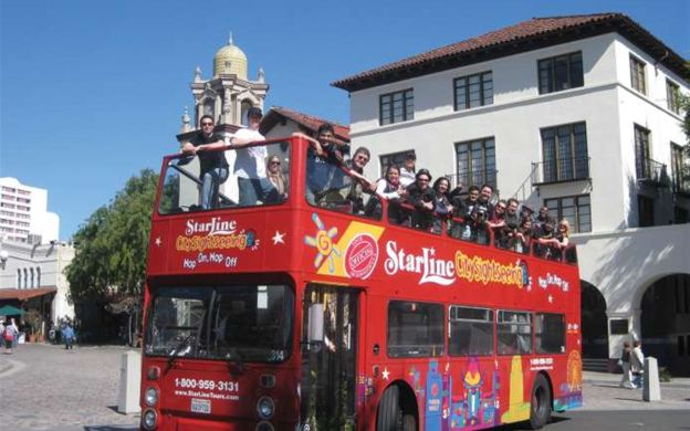 City Sightseeing Los Angeles: Hop-on, Hop-off Bus and TCL Chinese Theatre Tour