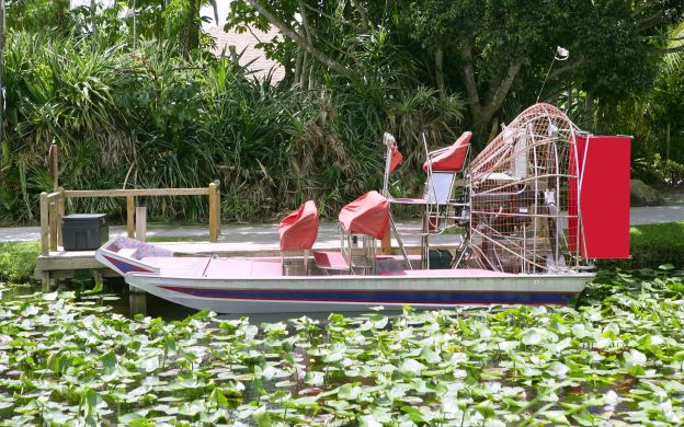 Miami Everglades Adventure: Airboat Ride and Alligator Handling Show