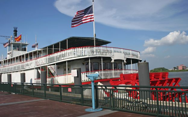 Harbor Cruise on the Steamboat Natchez with Optional Creole Lunch