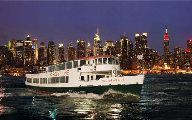 NYC Nighttime Harbor Cruise