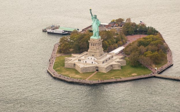 Statue of Liberty and Ellis Island Cruise Ticket