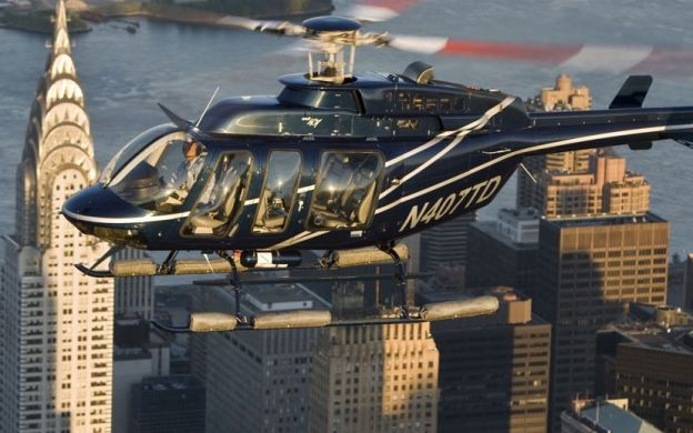New York Helicopter Tour – Downtown & Midtown Highlights | 12-15 Minutes
