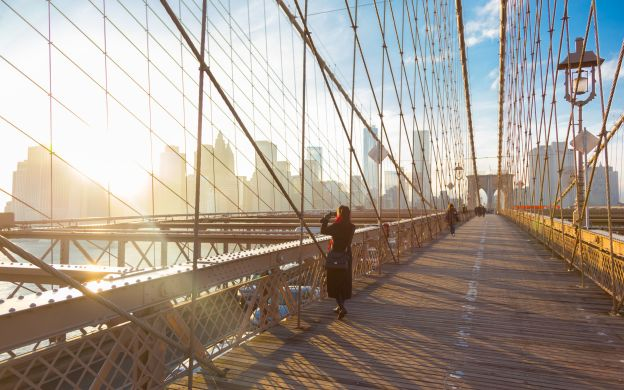 New York Boroughs:  An All Day Adventure