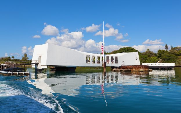 Pacific Aviation Museum and Arizona Memorial