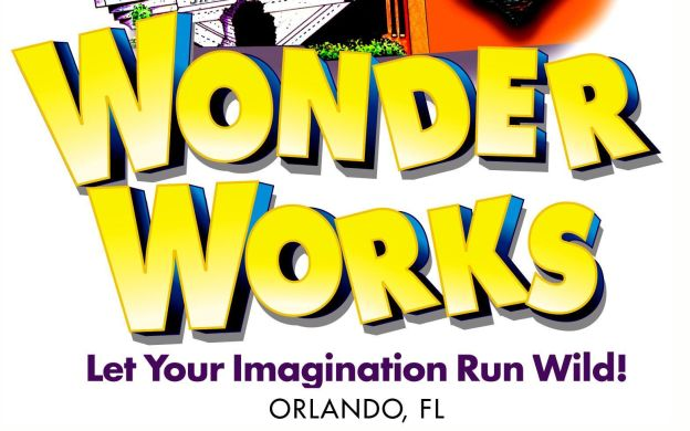WonderWorks Orlando General Admission Ticket