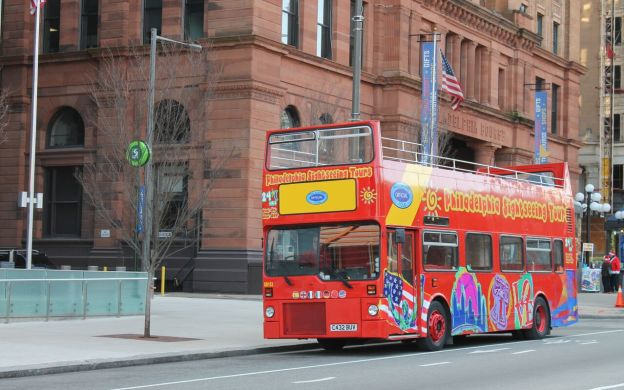 City Sightseeing Philadelphia: Hop-On, Hop-Off Bus Tour