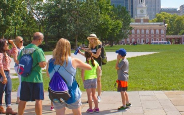 Historic District Philadelphia Walking Tour
