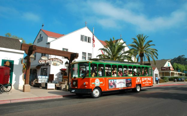 Old Town Trolley Tour San Diego: Hop-On, Hop-Off Tour