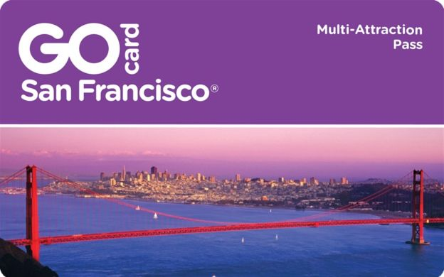 Go San Francisco Card - All-Inclusive:Hop-om, Hop-off Bus, de Young Museum, Bay Cruise, SFMOMA, Angel Island & More