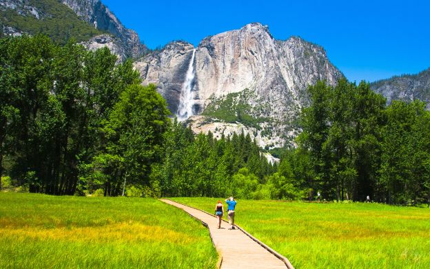 Yosemite National Park in a Day - Tour from San Francisco