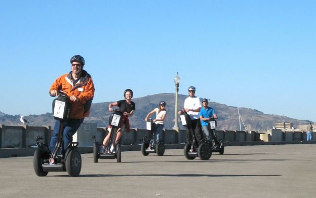 Waterfront Segway Tour, San Francisco