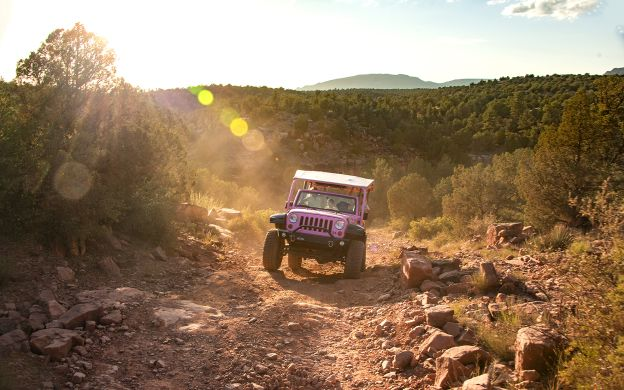 Diamondback Gulch 4x4 Adventure from Sedona